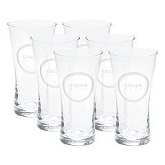 Grohe 40437000 Glasses set - 6 pieces Blue