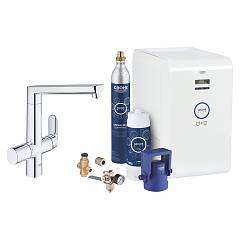 Grohe 31346001 - Grohe Blue K7 Kitchen mixer tap with filtering system water - chrome single-control Blue Professional