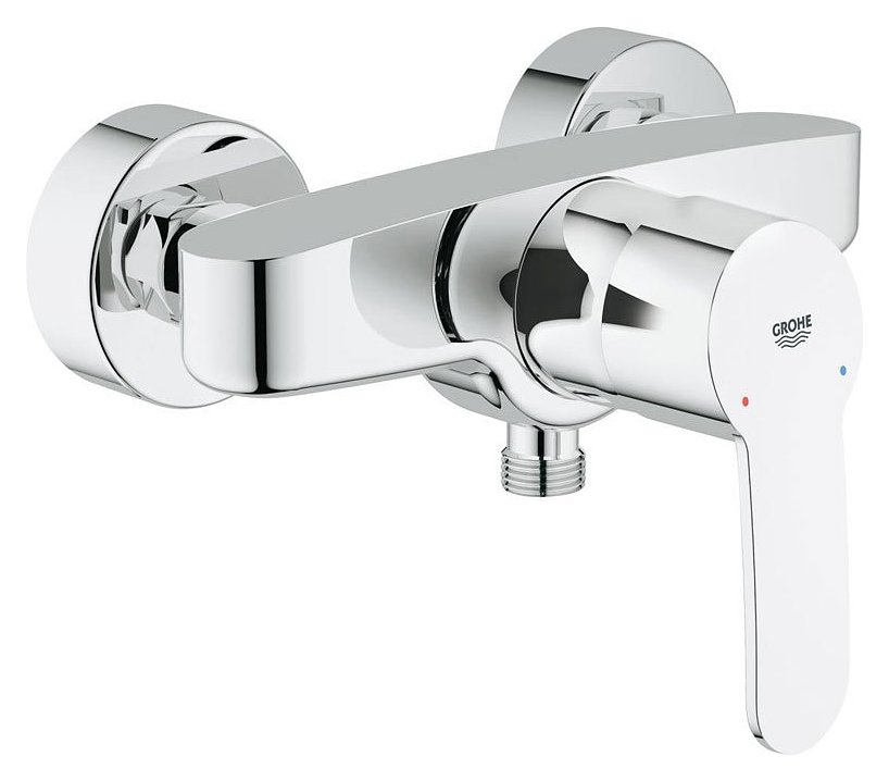 Grohe 33590002 Eurostyle Cosmopolitan Mixer Shower - Chrome ...