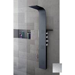 sale Hafro Lama Alulife - 4laa2n0 Shower Column Cm. 161 X 57 - Natural
