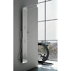 sale Hafro Lama - 4laa1n0 Shower Column Cm. 162 X 53 - Steel