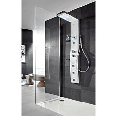 sale Hafro Etoile 160 - 4eta7n0 Shower Column Cm. 160 X 21 X 60 - Base With Regulator