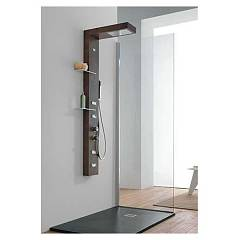 sale Hafro Light - 4lha1n0 Shower Column Cm. 157 X 18 - Base