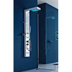sale Hafro Light - 4lha2n0 Shower Column Cm. 157 X 18 - Plus