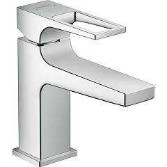 Hansgrohe 74500000 Single lever mixer with push-open - chrome Metropol