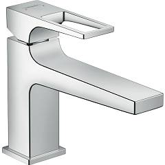 Hansgrohe 74502000 Single lever mixer with push-open - chrome Metropol