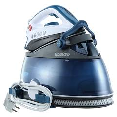 Hoover Prp2400 011 Ironing system - transparent petrol blue Iron Vision 360°