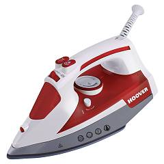 Hoover Tim2500eu 011 Iron - white / red Ironjet