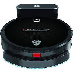 Hoover Hgo320h 011 Robot vacuum cleaner and floor cleaner - black H-go 300 Hydro