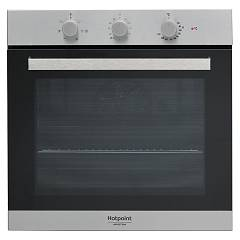 Hotpoint Ariston 3af 534 H Ix Ha Built-in oven cm. 60 - inox and black glass Class 3