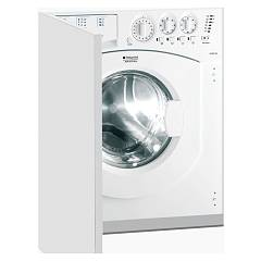 Hotpoint Ariston Cawd 129 Eu Built-in washer cm. 60 - capacity 7 kg
