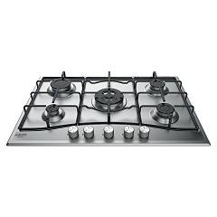 Hotpoint Ariston Pcn 752 T/as/ha Built-in gas hob 75 cm - scratch-resistant stainless steel