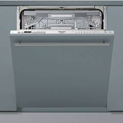 Hotpoint Ariston Hio 3p23 Wl S Dishwasher cm. 60 - 15 total integrated covers