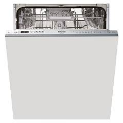 Hotpoint Ariston Hio 3o32 W C Dishwasher cm. 60 - 14 covered - total integrated