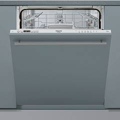 Hotpoint Ariston Hic 3c24 S Dishwasher cm. 60 - 14 covered - total integrated