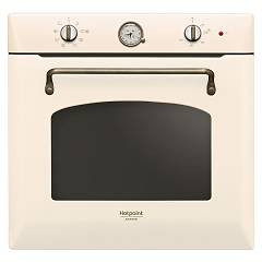 Hotpoint Ariston Fit 804 H Ow Ha Piec wybudowany cm. 60 - antique white Tradizione