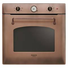 Hotpoint Ariston Fit 804 H Rame Ha Vgradna pečica cm. 60 - copper Tradizione