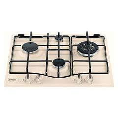 Hotpoint Ariston Pcn 640 T (ow) R/ha Gas hob cm. 60 - antique white