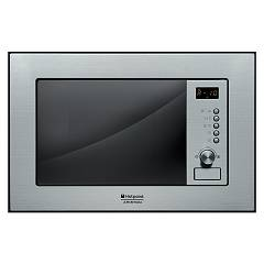 Hotpoint Ariston Mwha 122.1 X Microwave oven with grill cm. 60 h 38 - stainless steel