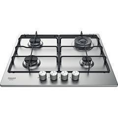 Hotpoint Ariston Pph 60p D/ix Hob cm. 60 - stainless steel