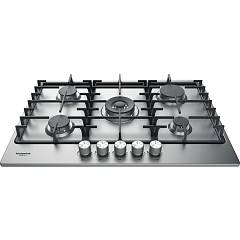 Hotpoint Ariston Pph 75g Df/ix Gas hob cm. 60 - stainless steel