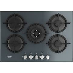 Hotpoint Ariston Hagd 72s/mr Gas hob cm. 73 - mirror