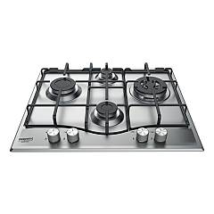 Hotpoint Ariston Pcn642t/ix Gas hob cm. 59 - stainless steel