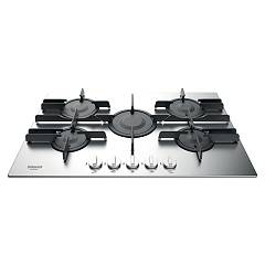 Hotpoint Ariston Ftghl 751 D/ix/ha Gas cooking top cm. 75 - inox