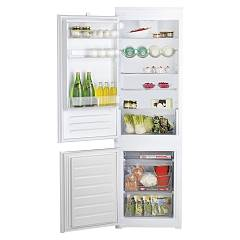 Hotpoint Ariston Bcb 7030 D Aaa S Built-in combined refrigerator - 275 lt. - left-hand hinges, class a +