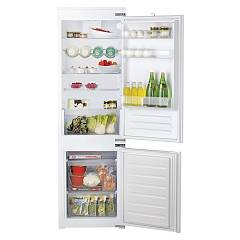 Hotpoint Ariston Bcb 7030 D Aa Built-in combined refrigerator - 273 lt. - right class a + hinges