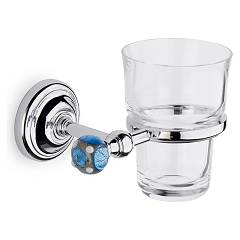sale Ibb Mu02c - Murano Glass Holder In Crystal