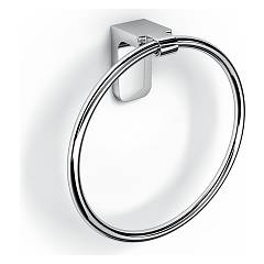 sale Ibb Bx07p - Brixia Towel Ring - Chrome