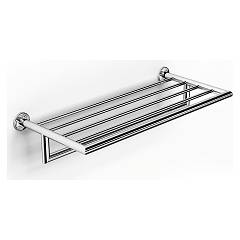 sale Ibb Pz40 - Grand Hotel Shelf Towel Rack - Chrome