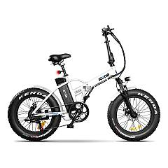 Icone Allroad Electric bicycle - white navy