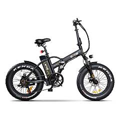 Icone Allroad Electric bicycle - marine black