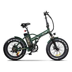 Icone Allroad Electric bicycle - marine green