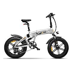 Icone Icross-x7 Electric bicycle - stardust silver