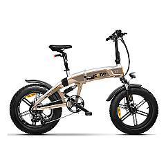 Icone Icross-x7 Electric bicycle - titanium