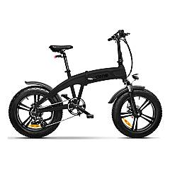 Icone Idesert -x5 Electric bicycle - dark night black