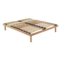 Ideare Capri Deluxe Fixed net with wooden frame - double bed