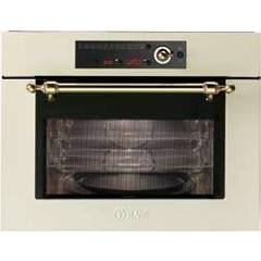 Ilve 645ntkcw Microwave combined oven cm. 60 h 45 - colored Slim Line Country