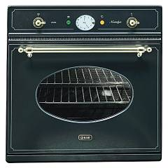 Ilve 600nvg - Nostalgie Oven built-in gas cm. 60 - in stainless steel or colored Nostalgie