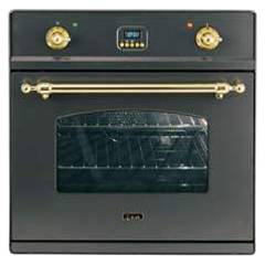 sale Ilve 600ce3 - Country Oven Built Cm. 60 - Steel Or Coloured