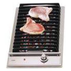 Ilve H30b Barbecue cooking top cm. 30 - inox or colored Tradition
