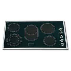 Ilve V395 Recessed electric cooking top cm. 85 - black ceramic glass Tradition