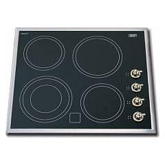 Ilve V364n Electric recessed cooktop cm. 60 - ceramic glass Nostalgie