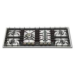 Ilve Hp125pcn Recessed cooking top cm. 115 - inox with pescera Nostalgie