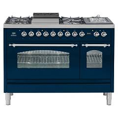 Ilve P12n Approach kitchen cm. 120 configurable - stainless steel or colored Nostalgie