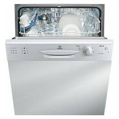 Indesit Dpg 16b1 A Eu Dishwasher cm. 60 - 13 covers - partial integrated white dashboard