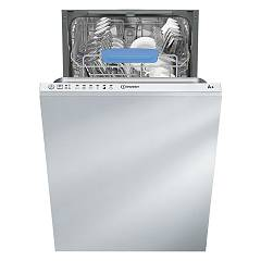Indesit Disr16m19aeu Built-in dishwasher cm. 45 - 10 place settings - white